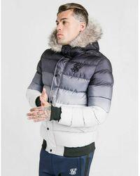 SIKSILK - Fade Parka Jacket - Lyst