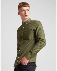 Lyle & Scott Honeycomb Jersey Shirt
