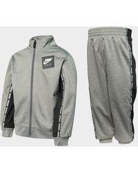 Nike Jumpman Tape Tricot Tracksuit Infant - Grey