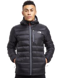 The North Face - Meru Down Puffa Jacket - Lyst