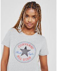 Converse Chuck Taylor T-shirt - Grey