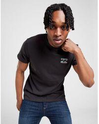 Billabong Back Fade T-shirt - Black
