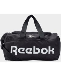 Reebok Active Core Grip Duffle Bag Small - Black