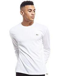 Lacoste - T-shirt Croc Homme - Lyst