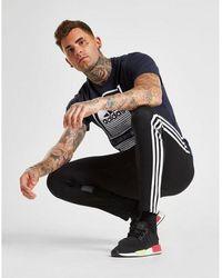 adidas Match Track Pants - Black