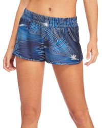 adidas Originals - Geology All-over Shorts - Lyst