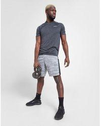 Under Armour Mk1 Grid Shorts - Grey