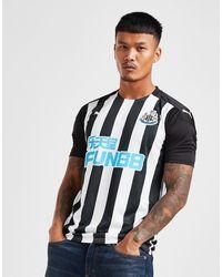 PUMA Newcastle United Fc 2020/21 Home Shirt - Black