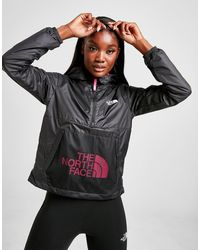 The North Face - Mesh 1/4 Zip Jacket - Lyst
