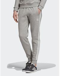 adidas Originals 3-stripes Sweatpants - Gray