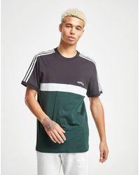 adidas Originals - Itasca Colour Block T-shirt - Lyst