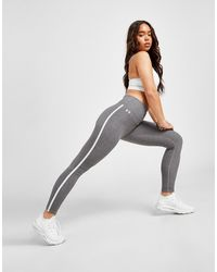 Under Armour Taped Favourite Tights - Gray
