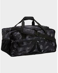 Reebok Active Enhanced Grip Duffel Bag Large - Black