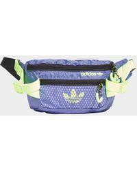 adidas Originals Adventure Waist Bag Small - Purple