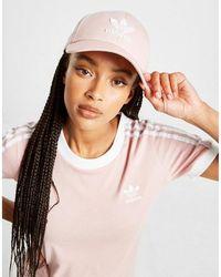 adidas Originals Trefoil Classic Cap - Pink