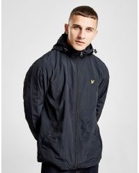 Lyle & Scott - Fleece Lined Festival Jacket - Lyst