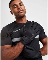 Nike HyperWarm Academy Guanti - Nero