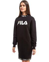 Fila - Jumper Dress - Lyst