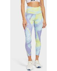 Reebok Workout Ready Printed leggings - Multicolour