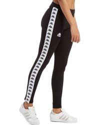Kappa - Banda Anen Logo Cotton Blend Pants - Lyst