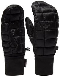The North Face Thermoball Mitts - Black