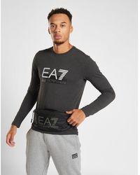 EA7 Cross Waist Bag - Black