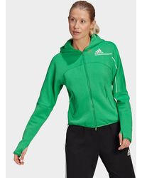 adidas Z.n.e. Hoodie - Green