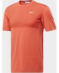 Reebok United By Fitness Myoknit Tee - Orange