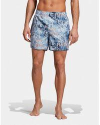adidas Originals Parley Shorts - Blue