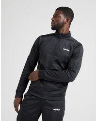 adidas Mts Poly Tracksuit - Black