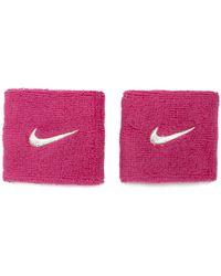 Nike - 2 Pack Swoosh Wristband - Lyst