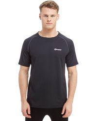 Berghaus - Short Sleeve Poly Tech S18 T-shirt - Lyst
