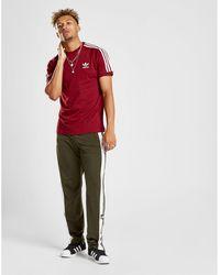 13a9b899bb3 Lyst - adidas Originals California Short Sleeve T-shirt in Green for Men