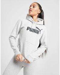 PUMA Core Overhead Hoodie - Grey