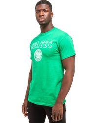 Lyst - New Balance Celtic Fc 2017 18 Away Kit Children in Green for Men ec3ff97b0