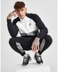 Nike Chariot Fleece Tracksuit - Black