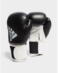 adidas Gants de Boxe Hybrid 100 - Noir