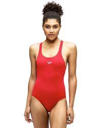 Speedo - Endurance + Medalist Swimsuit - Lyst