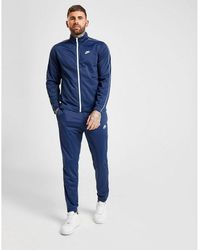 Nike Poly Tracksuit - Blue