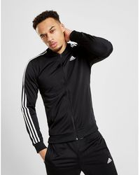 adidas - 3-stripes Poly Track Top - Lyst