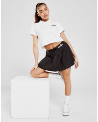 Ellesse Pleat Tennis Skirt - Black