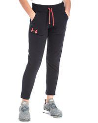 Under Armour - Girls' Threadborne Crop Trousers Junior - Lyst