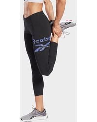 Reebok Modern Safari Cotton leggings - Black