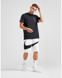 Nike Basketball Dri-fit Shorts Men's - White