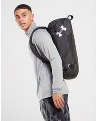 Under Armour Contain Duo Sm Duffle Backpack - Black