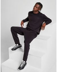Calvin Klein Core Fleece Sweatpants - Black