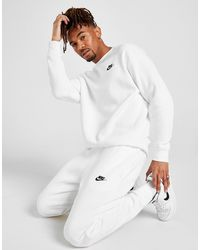 Nike Foundation Fleece Sweatpants - White