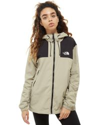 The North Face - Panel Wind Jacket - Lyst