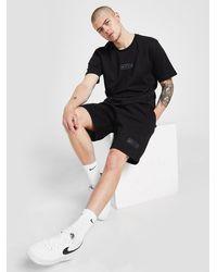 Nicce London Plinth Shorts - Black