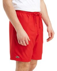 Lacoste - Footing Shorts - Lyst